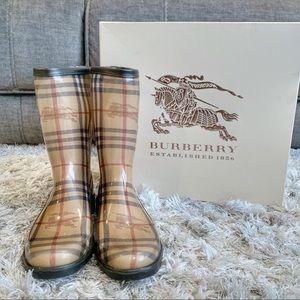 Burberry Classic Rain Boots